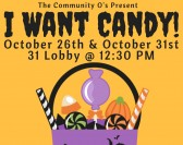 Community O's Fundraiser: Trick or Treat Bags