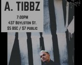 A. Tibbz at The Spot