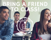 Bring a Friend to Class Day