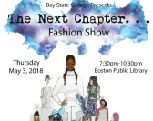 "Fashion Show: ""The Next Chapter"""