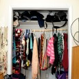 Having a HUGE closet!