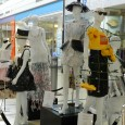 Northshore Mall Sustainable Fashion Display