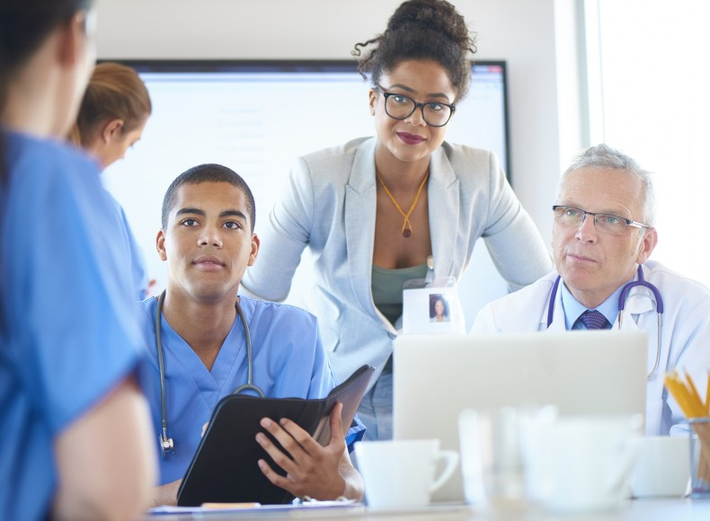 Healthcare Management On Campus Bachelor Degree · Bay State College