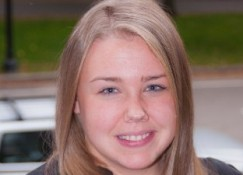 KRISTIN STAINE - Assistant Director of Student Activities